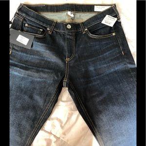 NWT DRE Rage & Bone jeans